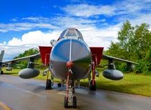 Airshow Militär-Italien Europa Lizenzfreie Stockfotos