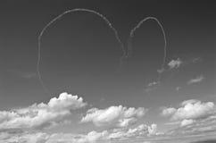 Airshow Militär-Italien Europa Stockbild