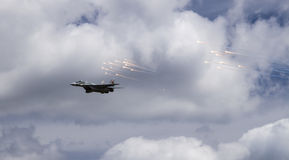 Airshow in Minsk Stock Images