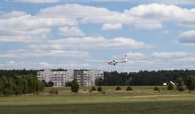 Airshow in Minsk Royalty Free Stock Photography