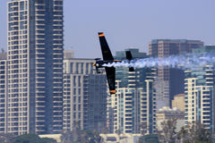 Airshow San Diego, Kalifornien, USA Royaltyfri Bild
