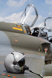 Airshow Sturzhelm Lizenzfreie Stockbilder