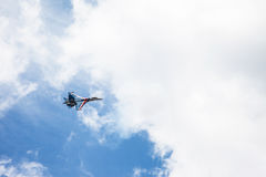 Airshow Su-34 Стоковое Фото