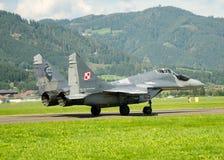 Airshow w Zeltweg Zdjęcia Stock