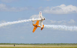 Airshow. Stock Photography