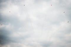 Airshow 2013, Zeltweg, Áustria do Airpower Imagem de Stock