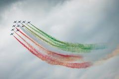 Airshow 2013, Zeltweg, Áustria do Airpower Imagens de Stock Royalty Free