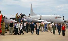 airshowavalon 2009 Royaltyfri Foto