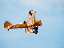airshowinternational 2011 sunderland Arkivbilder