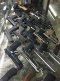 Airsoft枪 库存图片