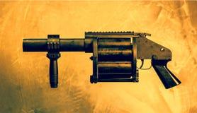 Airsoft gevär Royaltyfri Fotografi