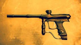 Airsoft gevär Arkivfoto