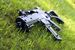 Airsoft gun. Stock Image