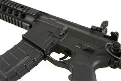 Airsoft gun Royalty Free Stock Images