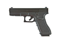 Airsoft hand gun, Royalty Free Stock Photo