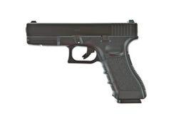 Airsoft hand gun,. Glock model Royalty Free Stock Photo