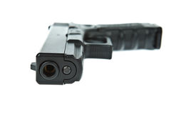 Airsoft hand gun, glock model Royalty Free Stock Photography