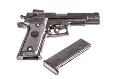 Airsoft hand gun Royalty Free Stock Images