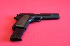 Airsoft handgun Royalty Free Stock Image