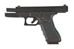 airsoft pistoletu ręka Fotografia Royalty Free