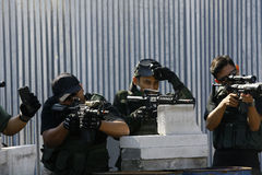 Airsoftgun Imagens de Stock