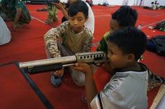 Airsoftgun Imagens de Stock Royalty Free