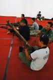 Airsoftgun Fotografia Stock