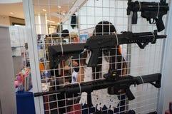 Airsoftgun Royalty Free Stock Image