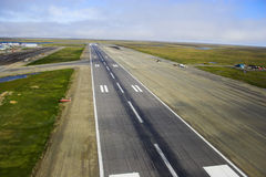 Airstrip Royalty Free Stock Photos