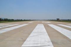 Airstrip Stock Image