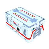 Airtight container Stock Photo