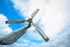 AIRVG2017航空天在大戈里察 图库摄影