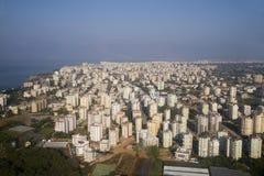 Airview de Antalya Fotografía de archivo