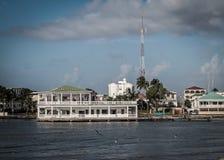 Airwaves van Belize Royalty-vrije Stock Foto