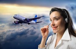 Airways Stock Photography