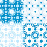 Airy abstract pattern Stock Photos
