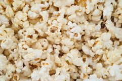Airy popcorn Royalty Free Stock Photo