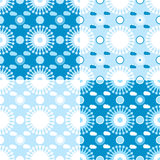 Airy seamless pattern Stock Images