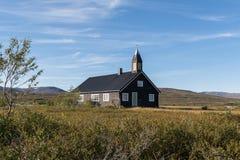 Aisaroaivi-Kapelle stockfotografie