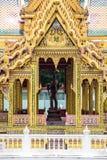 Aisawan-Dhipaya-Asana κτύπημα-PA-στο θερινό παλάτι Στοκ εικόνες με δικαίωμα ελεύθερης χρήσης