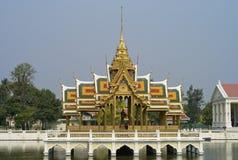 Aisawan Dhiphya-Asana Pavilion Royalty Free Stock Images