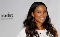 Aisha Tyler Fotos de Stock Royalty Free