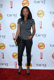 , Aisha Tyler Imagem de Stock Royalty Free