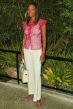 Aisha Tyler Foto de Stock Royalty Free