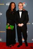 Aisha Tyler, Matt Thompson Royalty Free Stock Photo