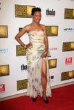 Aisha Tyler nas concessões bem escolhidas da televisão dos segundos críticos anuais, Beverly Hilton, Beverly Hills, CA 06-18-12 Fotografia de Stock