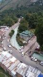 Kashmir,s Beauty. Aishmuqam  Pahalgam tourist place at  Kashmir Stock Photography
