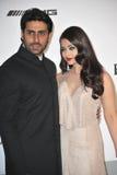 Aishwarya Rai & Abhishek Bachchan Imagem de Stock Royalty Free