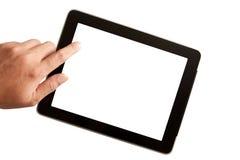 Aislado señalando el dedo imágenes de archivo libres de regalías