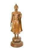Aislante de la imagen de Buddha Fotografía de archivo